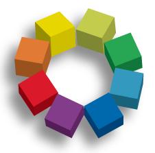 Cube Circle